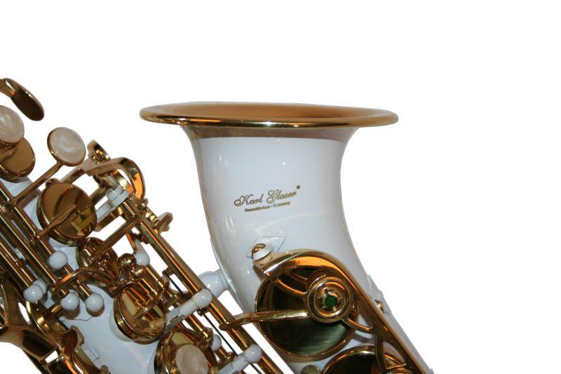 Sopran saxophon weiss musik versandhandel for Design versandhandel