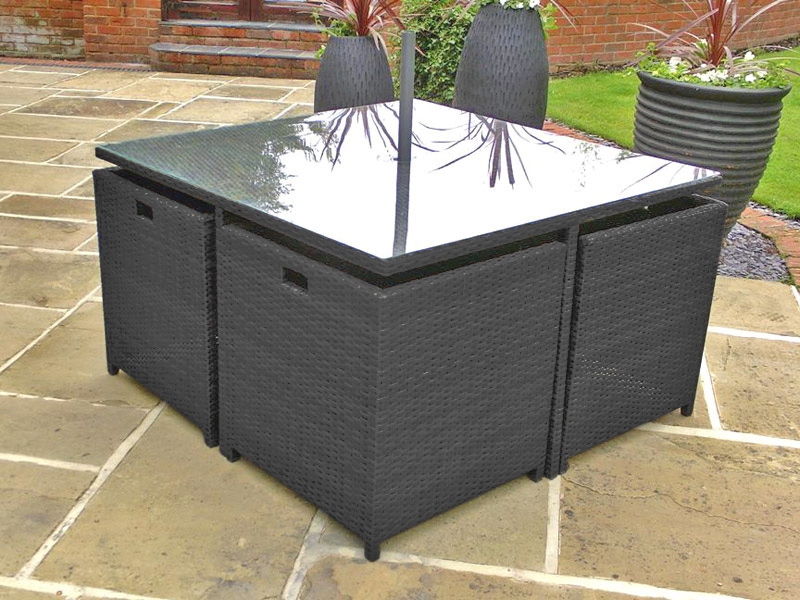 rattan gartenm bel cube my blog. Black Bedroom Furniture Sets. Home Design Ideas