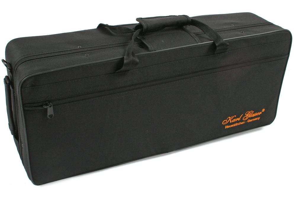karl glaser alt saxophon mit koffer mundst ck bl ttchen. Black Bedroom Furniture Sets. Home Design Ideas
