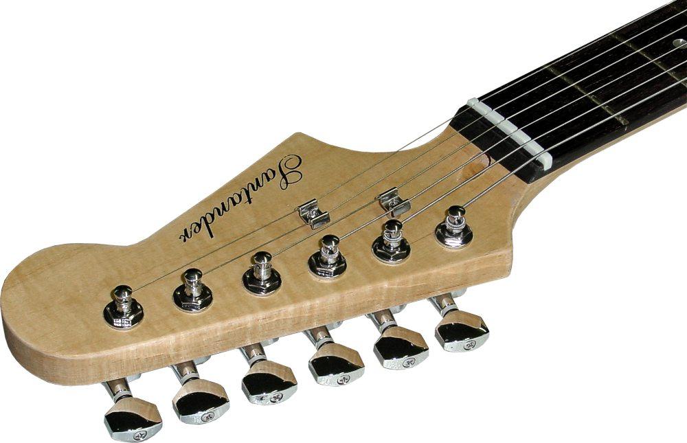 E-Gitarre Set mit 85W Verstärker, Hall + Verzerrer, sb Musikhaus ...