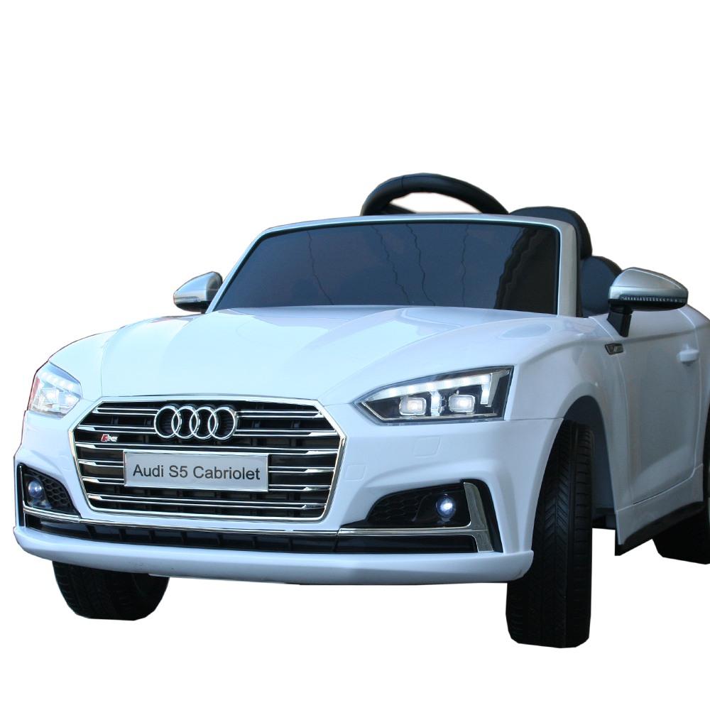 elektroauto audi s5 kinderfahrzeug kinderauto mit. Black Bedroom Furniture Sets. Home Design Ideas