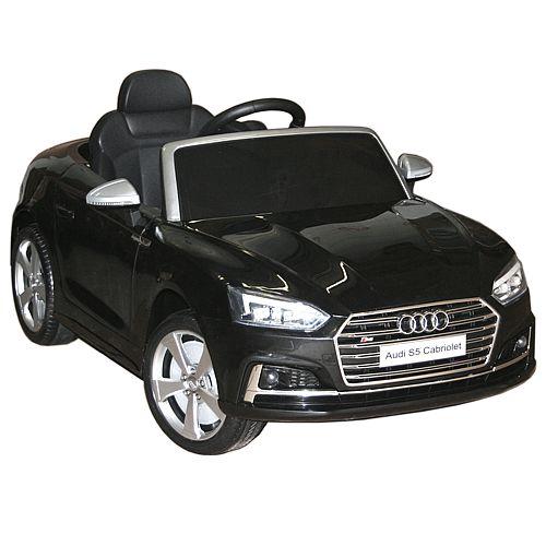 elektroauto audi s5 kinderfahrzeug kinderauto 12v. Black Bedroom Furniture Sets. Home Design Ideas