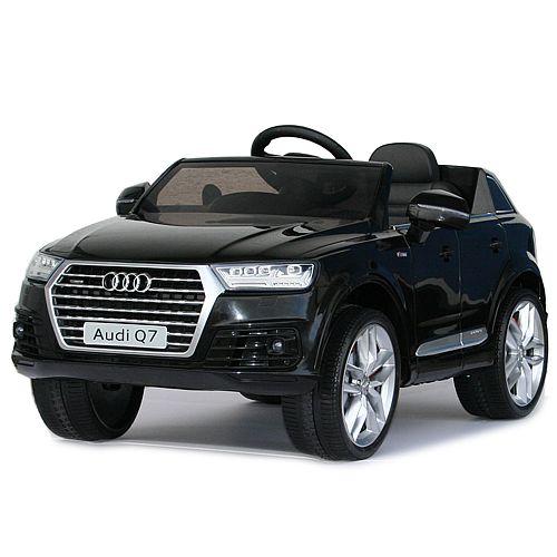 elektroauto audi q7 kinderfahrzeug kinderauto 12v. Black Bedroom Furniture Sets. Home Design Ideas
